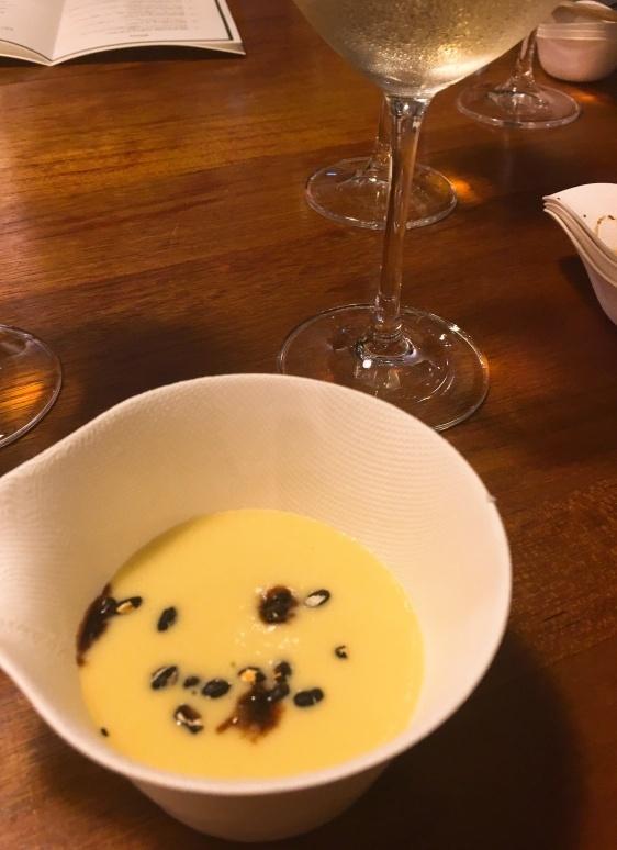 フェラガモ所有のワイナリー「IL Borro」のワインパーティ。_d0041729_21190256.jpg