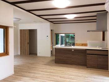 穂高の住宅 リフォーム完了しました_e0180332_08352629.jpg