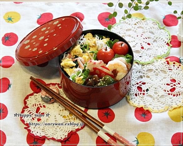 OLさん・ちらし寿司弁当とPCが壊れたお話し・・・♪_f0348032_17475472.jpg