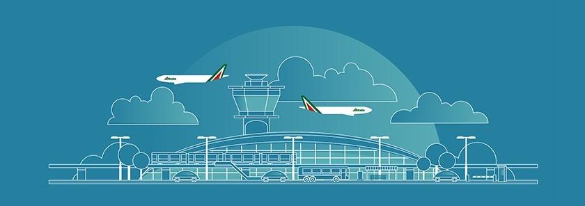 ミラノ・リナーテ空港が3ヶ月間閉鎖_b0305039_18432633.jpg