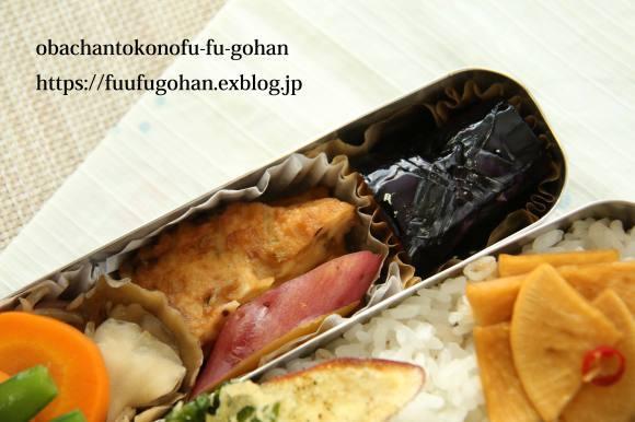 天ぷら和風弁当&今日の御出勤ごぱんセット_c0326245_10533679.jpg