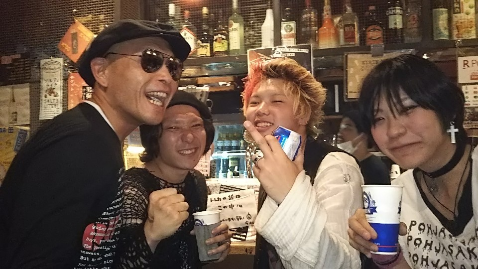 OLD PUNKS 激闘市街戦 2019夏 を振り返る_c0308247_12325257.jpg