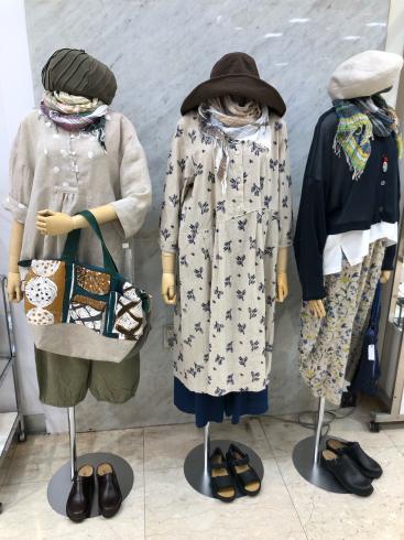 今月は今日から天満屋岡山本店にてイベント開催しております。_f0328051_18431725.jpg