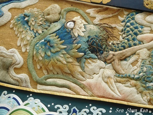 祇園祭 船鉾のちまき 2019年7月16日_a0164068_15590333.jpg