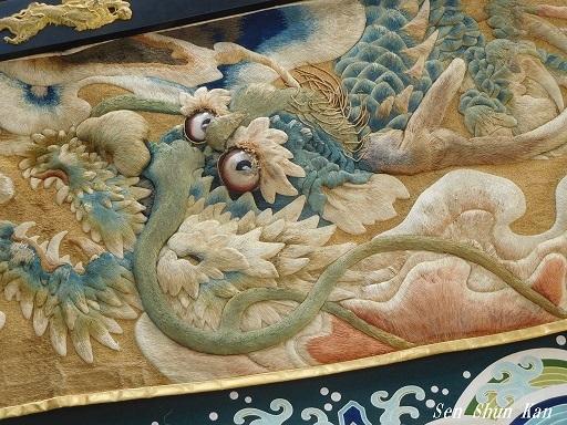 祇園祭 船鉾のちまき 2019年7月16日_a0164068_15590384.jpg
