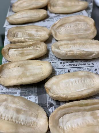 瓜の粕漬け準備ちゅ_a0077071_13470588.jpg