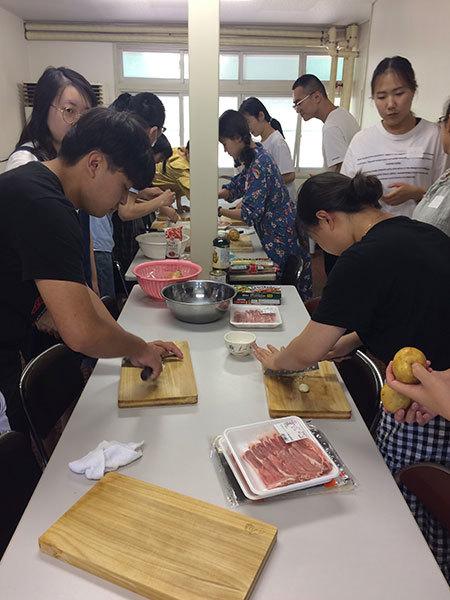 今年も中国からの留学生達_f0101174_19150689.jpg