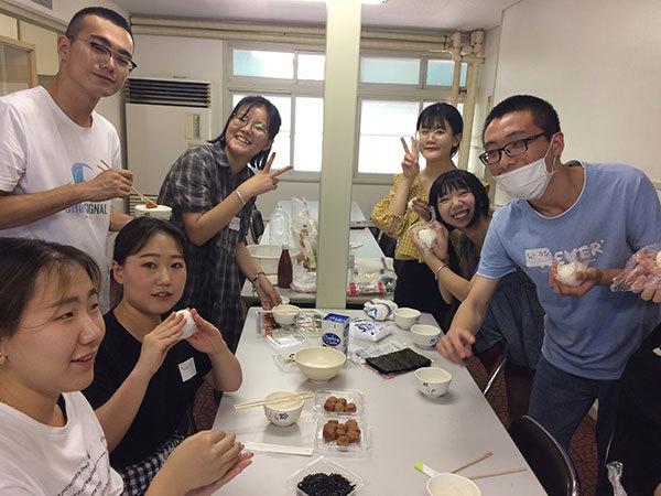 今年も中国からの留学生達_f0101174_19151851.jpg