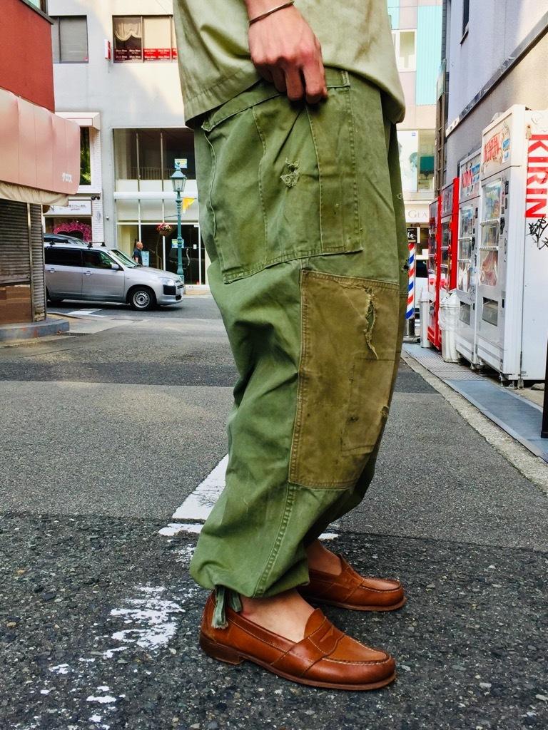 マグネッツ神戸店 ワイドシルエットをミリタリーで楽しむ!_c0078587_16070216.jpg