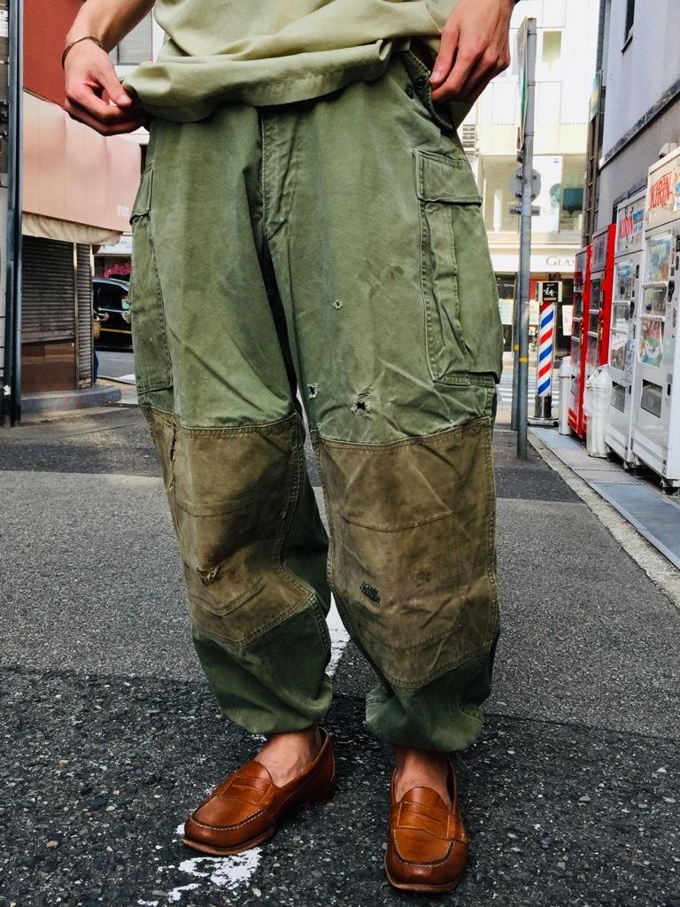 マグネッツ神戸店 ワイドシルエットをミリタリーで楽しむ!_c0078587_16070278.jpg