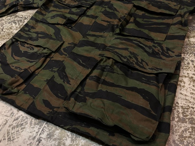 7月20日(土)マグネッツ大阪店スーペリア入荷!!#1  Military DeadStock編!! TigerStripe & 70\'s U.S.Army T-Shirt!!_c0078587_2034374.jpg