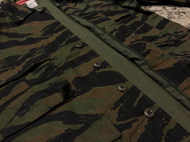 7月20日(土)マグネッツ大阪店スーペリア入荷!!#1  Military DeadStock編!! TigerStripe & 70\'s U.S.Army T-Shirt!!_c0078587_20344540.jpg