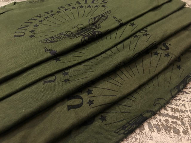 7月20日(土)マグネッツ大阪店スーペリア入荷!!#1  Military DeadStock編!! TigerStripe & 70\'s U.S.Army T-Shirt!!_c0078587_22324379.jpg