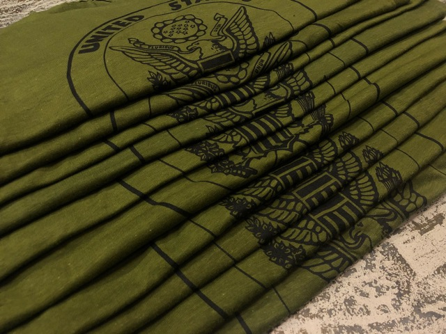 7月20日(土)マグネッツ大阪店スーペリア入荷!!#1  Military DeadStock編!! TigerStripe & 70\'s U.S.Army T-Shirt!!_c0078587_22341146.jpg