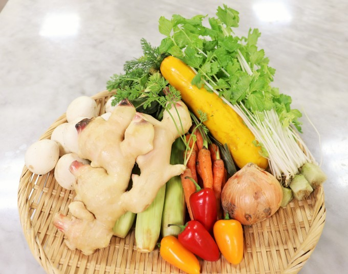 旬の野菜を楽しむ料理法のレッスンご紹介です!_d0085594_17173897.jpg