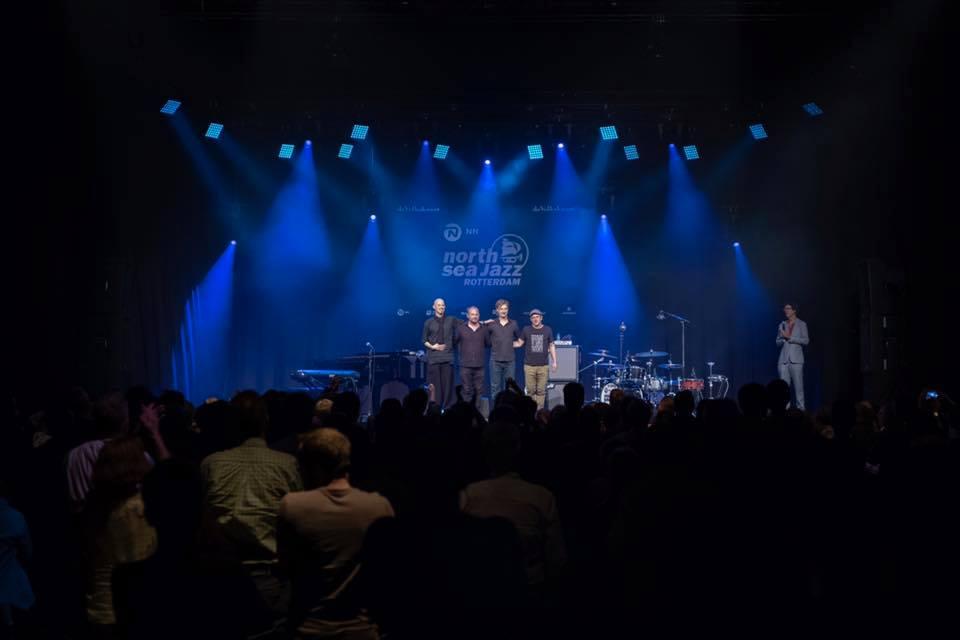Nik Baertsch\'s Ronin 通算 4度目の North Sea Jazz Festival_e0081206_9194043.jpg