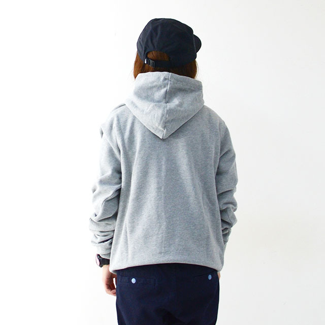 CHAMPION チャンピオン パーカー PULLOVER HOODED SWEATSHIRT ONE POINT [C3-C118] プルオーバー フーデッド /LADY\'S_f0051306_17153187.jpg