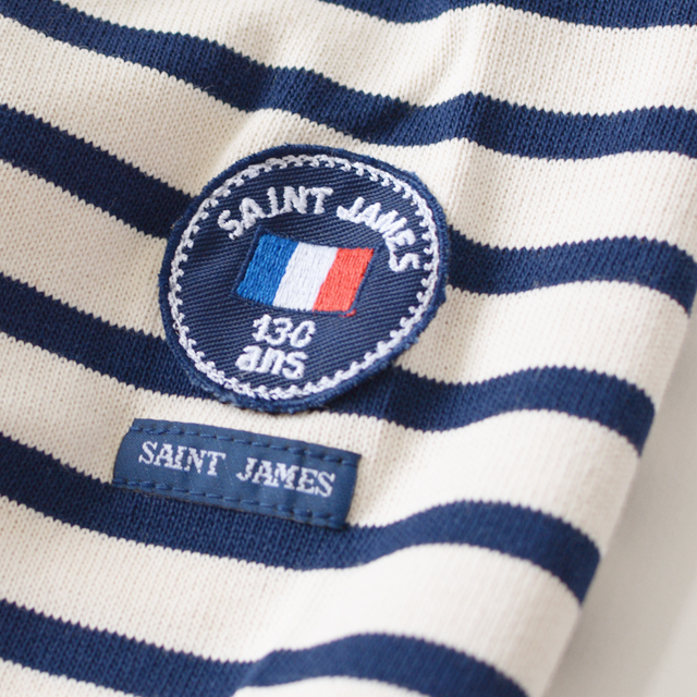 【SAINT JAMES 130周年】  OUESSANT 130th LIMITED ITEM [JC OUESS 130ANS] ウエッソン 130周年モデル_f0051306_19045851.jpg