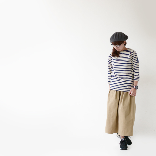 【SAINT JAMES 130周年】  OUESSANT 130th LIMITED ITEM [JC OUESS 130ANS] ウエッソン 130周年モデル_f0051306_19050201.jpg