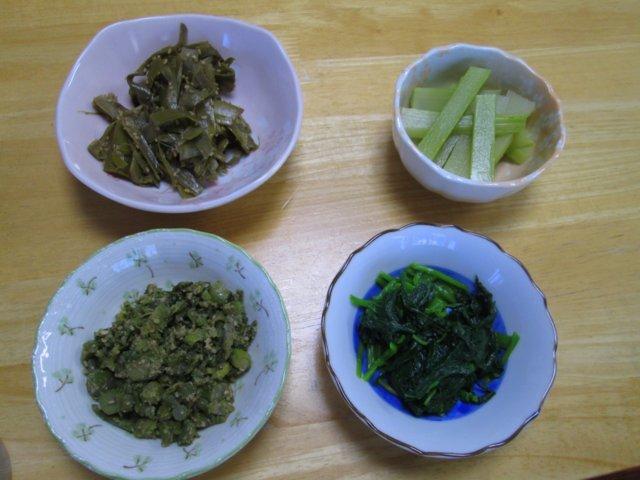 2019年5月29日(水)  貫気別山麓で山菜採り_a0345007_16285382.jpg