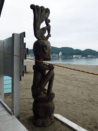 今朝は逗子海岸を走りました。_c0195909_10174034.jpg