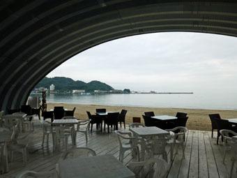 今朝は逗子海岸を走りました。_c0195909_10174499.jpg
