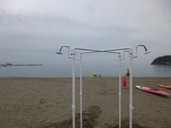 今朝は逗子海岸を走りました。_c0195909_10180039.jpg