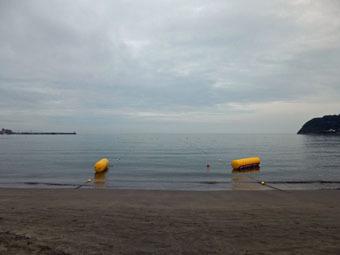 今朝は逗子海岸を走りました。_c0195909_10181634.jpg