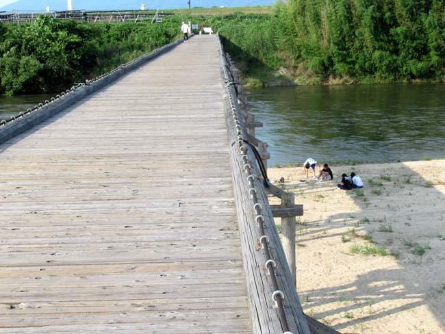 ながれ橋に行った_e0048413_18005531.jpg