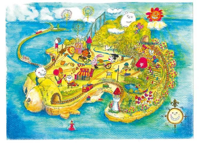 ふくの島って?〜ふくの島 と こどもの村 との出会い〜_b0123320_17140120.jpg