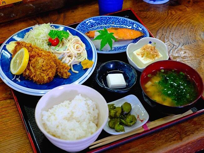 「福島・いわき市 食事処おかめのランチ定食」_a0000029_15260504.jpeg