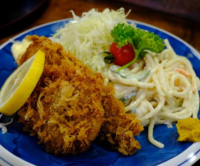 「福島・いわき市 食事処おかめのランチ定食」_a0000029_16192534.jpg