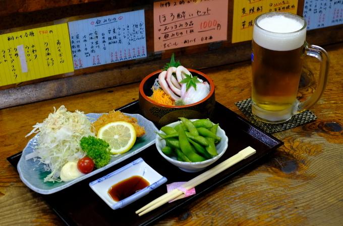 「福島・いわき市 食事処おかめのランチ定食」_a0000029_16263209.jpg
