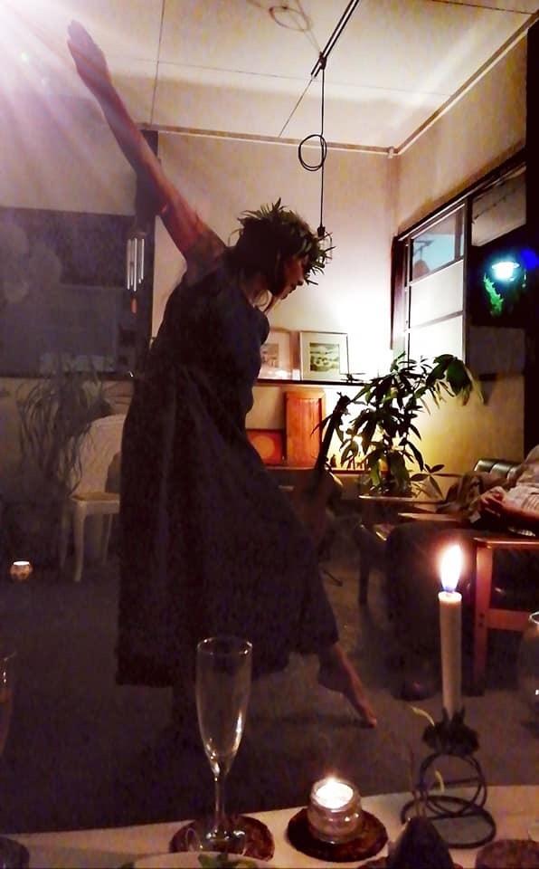 【唄い人と舞い踊り人 ☆ 時空を超えた夜会】レポート_d0168331_19362395.jpg
