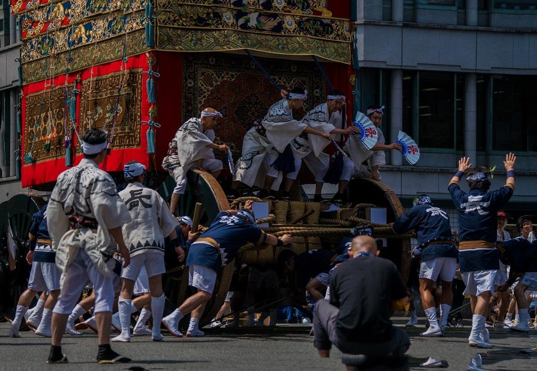 祇園祭・前祭~山鉾巡行(長刀鉾~鶏鉾)_e0363038_11341134.jpg