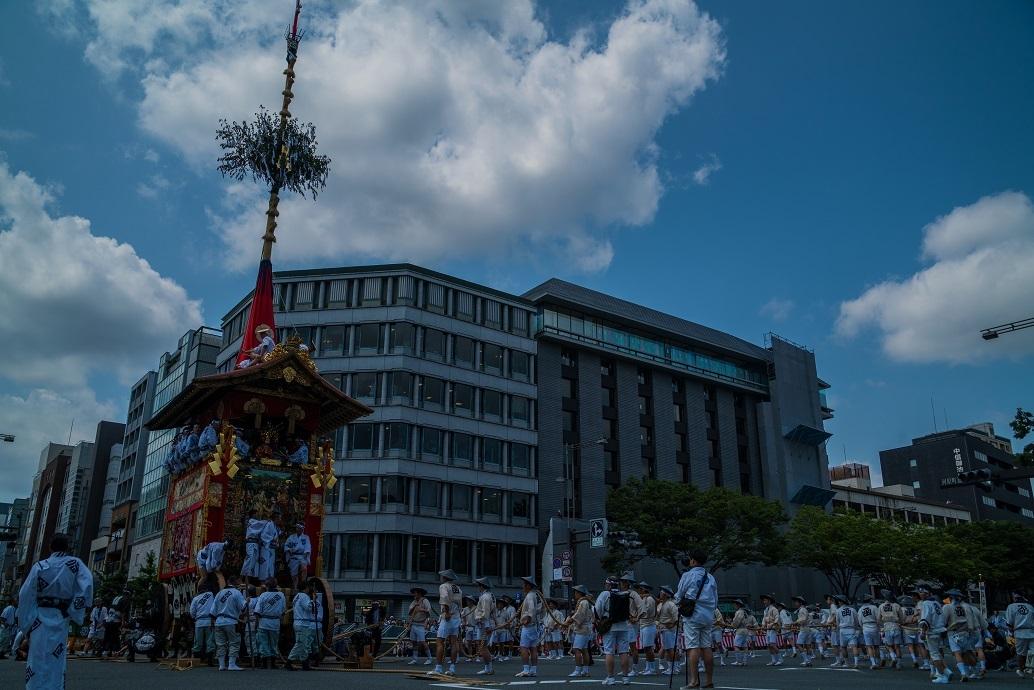 祇園祭・前祭~山鉾巡行(長刀鉾~鶏鉾)_e0363038_11343822.jpg