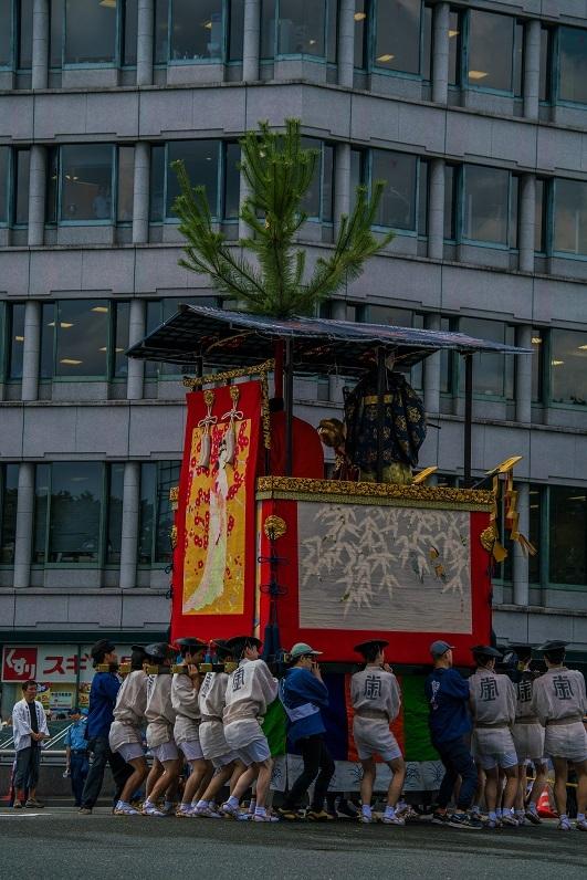 祇園祭・前祭~山鉾巡行(長刀鉾~鶏鉾)_e0363038_11344219.jpg