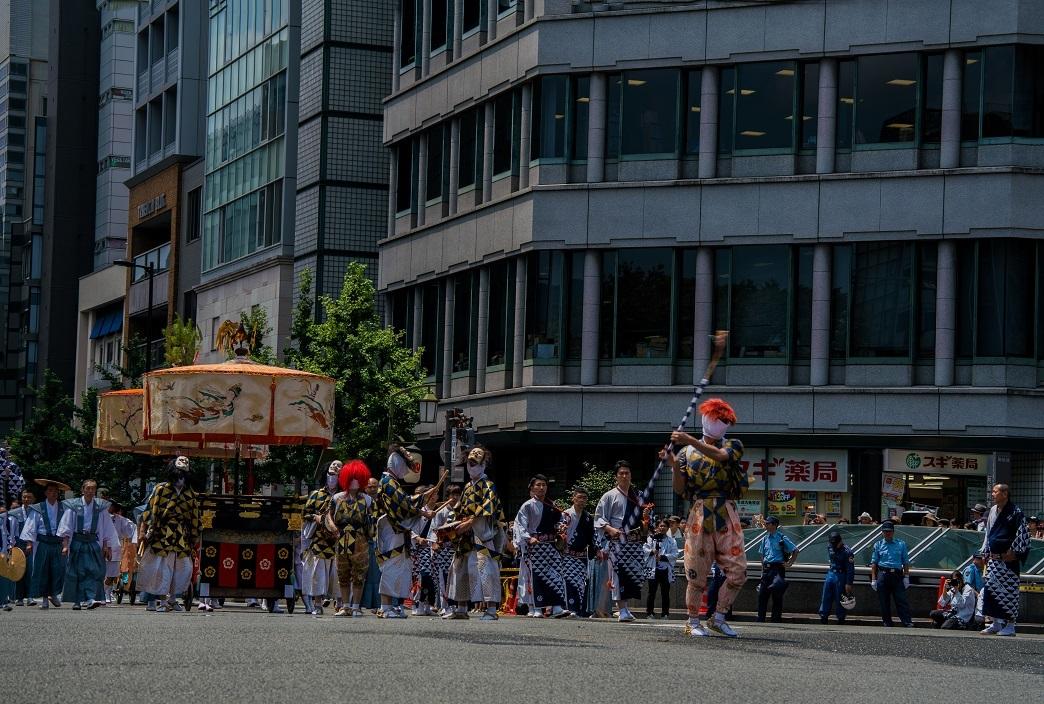 祇園祭・前祭~山鉾巡行(長刀鉾~鶏鉾)_e0363038_11344710.jpg