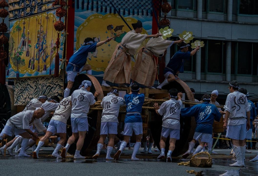 祇園祭・前祭~山鉾巡行(長刀鉾~鶏鉾)_e0363038_11350160.jpg
