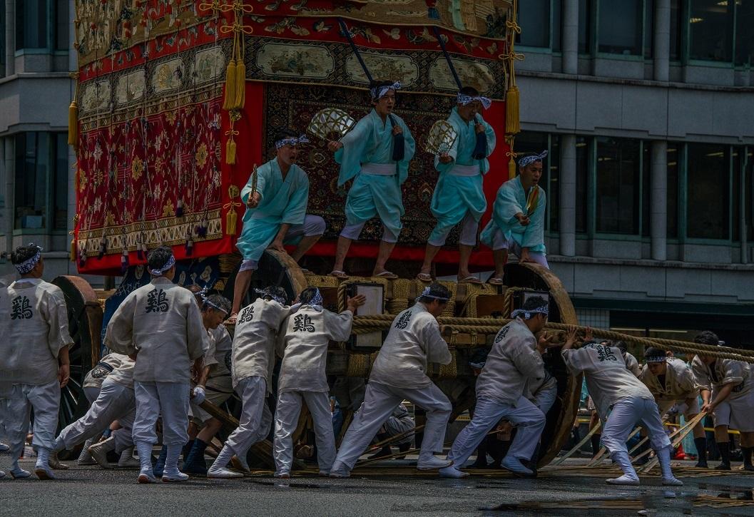 祇園祭・前祭~山鉾巡行(長刀鉾~鶏鉾)_e0363038_11352091.jpg