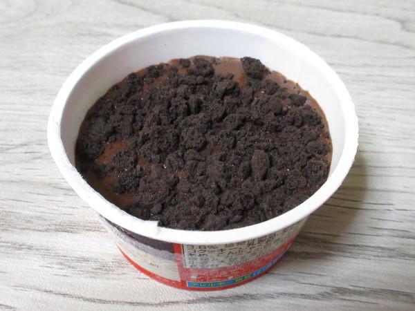 Deliche 濃厚チョコケーキ バニラアイス仕立て@グリコ_c0152767_18562725.jpg
