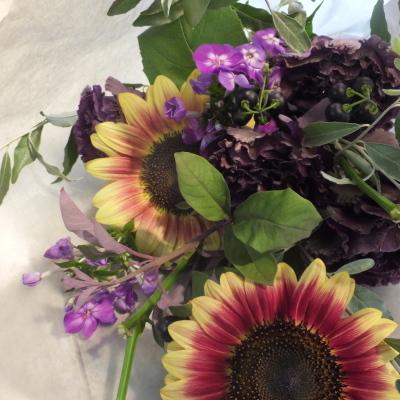 オークリーフ花の教室(落合さんの作品)_f0049672_18331167.jpg