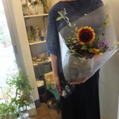 オークリーフ花の教室(落合さんの作品)_f0049672_18331606.jpg