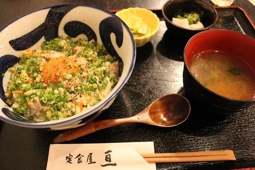 定食屋『亘』 もの凄く美味しい「鯖定食」「親子丼定食」_f0362073_20074699.jpg