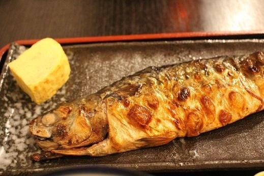 定食屋『亘』 もの凄く美味しい「鯖定食」「親子丼定食」_f0362073_20085365.jpg