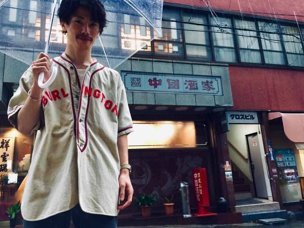 マグネッツ神戸店 特別な雰囲気を楽しめるヴィンテージシャツ_c0078587_15354530.jpg