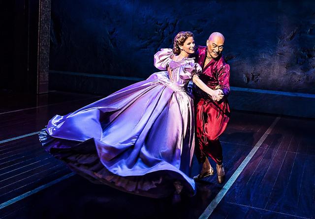 ミュージカル『王様と私』を観劇、午後から_c0075701_06160889.jpg