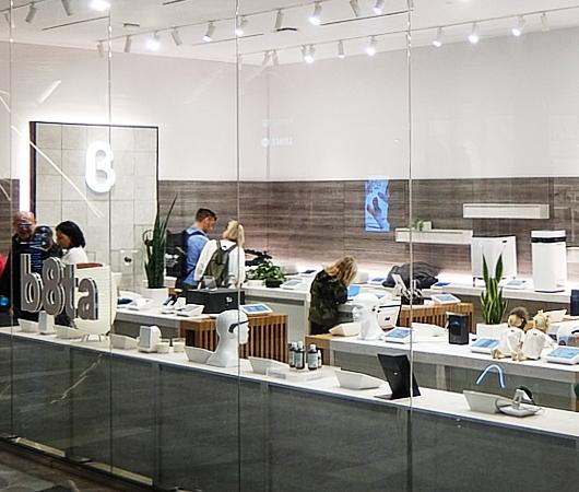 発見のためにデザインされた店、b8ta、NYハドソン・ヤード店_b0007805_22392699.jpg
