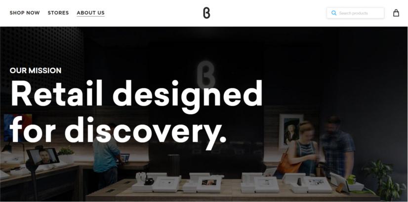 発見のためにデザインされた店、b8ta、NYハドソン・ヤード店_b0007805_22394137.jpg