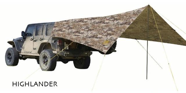 SLUMBERJACK(スランバージャック) ロードハウスタープ ハイランダーROADHOUSE TARP Highlander A58755517 タープ、キャンプ、テント MEN\'S/LADY\'S_f0051306_18140240.jpg
